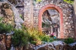 Ruinas de antiguas construcciones